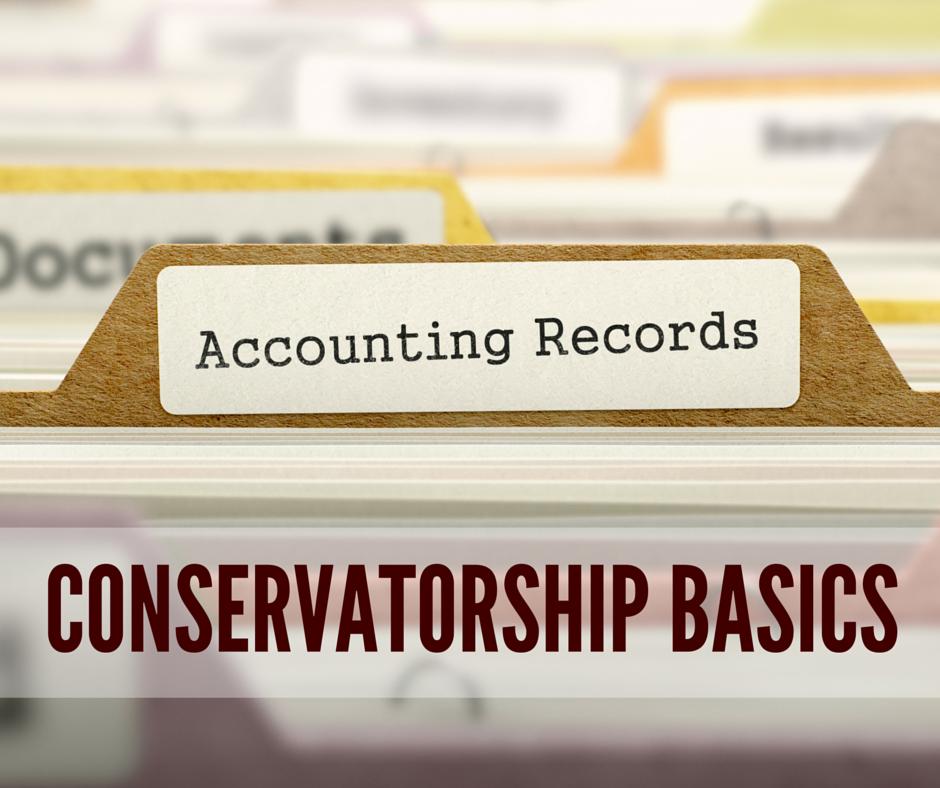 Conservatorship Basics