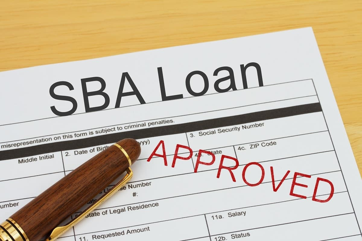SBA Loans Small Business Loans Quincy South Shore Massachusetts